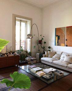 The Socialite Family ( Dream Home Design, Home Interior Design, Living Room Inspiration, Living Room Interior, Apartment Interior, House Rooms, Apartment Living, Home And Living, Living Room Designs