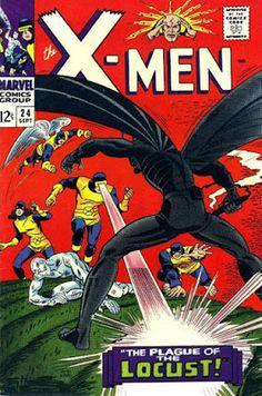 X-Men #24, the Locust