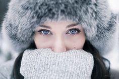 Anton Andreev -Snow Portrait