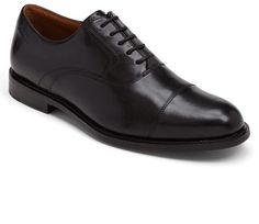 Black Leather Oxford Shoes by Clarks. Buy for $165 from Nordstrom