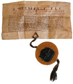 Ref. LJeayes682 (above)dates from 1319. By it King Edward II grants to Ralph the right to hold a market on his manor at Silsoe every Wednes...