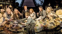 charlie and the chocolate factory theatre drury lane - Google Search