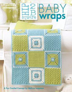 Hip 2 B Square Baby Wraps | LeisureArts.com