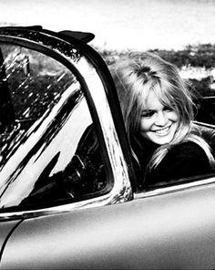 Brigitte Bardot by Raymond Depardon