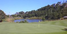 Manzanita Golf Course.