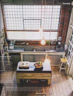 Nina Proudman's OFFSPRING HOME | beautiful women quotes