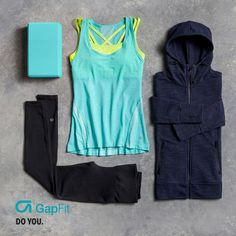Fitness Outfits : Illustration Description Discover t-shirts, shorts, pants and more for workout clothing that combines comfort and performance all while keeping you cool and dry. Get this season's newest arrivals today. Sport Outfits, Casual Outfits, Cute Outfits, Fashion Outfits, Workout Attire, Workout Wear, Athletic Wear, Athletic Tank Tops, Athletic Clothes
