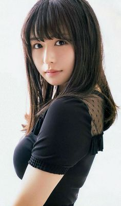 Beautiful Japanese Girl, Japanese Beauty, Beautiful Asian Women, Asian Beauty, Cute Asian Girls, Girls In Love, Cute Girls, Very Pretty Girl, Cute Kawaii Girl