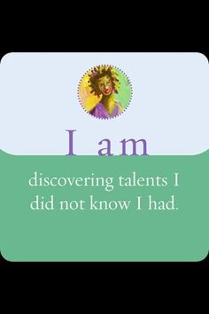I am discovering talents I did not consciously know I had. And they are manifesting in beautiful ways that feel great to me! Louise Hay Affirmations, Daily Positive Affirmations, Morning Affirmations, Positive Life, Positive Thoughts, Positive Quotes, Louise Hay Quotes, Affirmation Quotes, Motivation