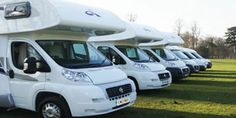 Become a Member of the Motorhome Group and hire out your motorhome