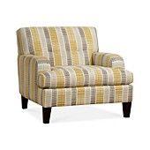 "Jillian Fabric Accent Chair,  29""W x 33""D x 33""H"