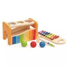 Hape Zatloukačka s xylofonem 12+ 825,-