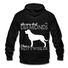 Rottweiler diamonds by Waldogs