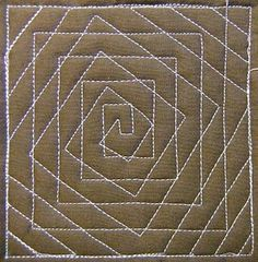 204 - Spiral Illusion tutorial -- this blog has many free motion patterns