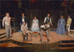 tom sawyer musical set design - Google Search