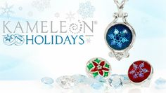 Kameleon Jewelry Holiday 2014 Peek with new Jewel Pops and free pendant