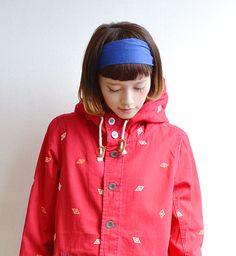ビビットなピンクで♪ <春夏ファッション マウンテンパーカー・レディース>