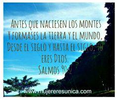 Tu eres Dios  www.mujereresunica.com