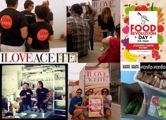 iloveaceite Food Revolution Day Madrid 2012 by iloveaceite, via Flickr