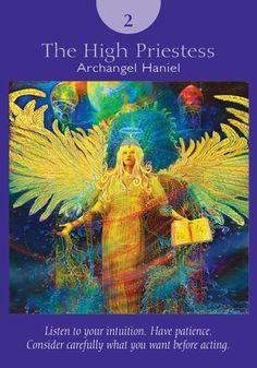 Angel Tarot Cards By Doreen Virtue and Radleigh Valentine Doreen Virtue, Romance, Archangel Haniel, Archangel Raphael, Free Tarot Cards, Angel Artwork, Angel Guidance, Tarot Card Meanings, Angel Cards