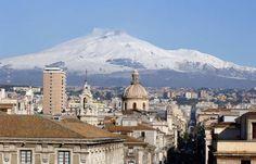 Volcano. L'Etna e Catania