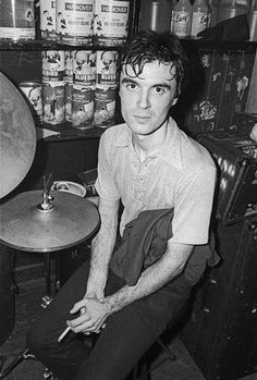 David Byrne, Talking Heads.