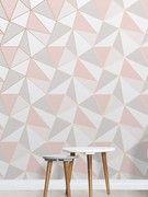 Apex Geometrische Tapeten ROTGOLD FEINE Dekor fd41993 – Price Right Home