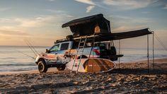 Surfcamp in USA (video)