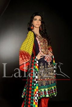 Dresses Winter Mashaal Khaadi Collection by Lala 2 Dresses Winter Mashaal Khaadi Collection by Lala