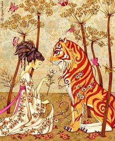 Agata Kawa  Agata Kawa is a Painter, an Arts & Crafts Designer, and an Illustrator. Her art and work in Décorative Arts p...