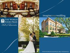 Reserve Space - The World Food Prize - Improving the Quality, Quantity and Availability of Food in the World Wedding Ceremony, Wedding Venues, Reception, World Food Prize, Social Studies, Iowa, Wedding Decorations, Victorian, Homes
