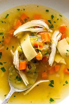 A Superior Chicken Soup - NYTimes.com