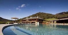 Wolgan Valley Resort & Spa, Blue Mountains, Australia.