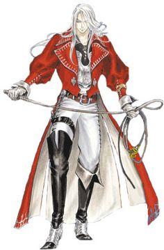 Juste Belmont Castlevania Harmony of Dissonance