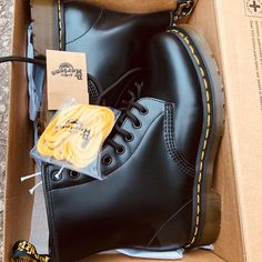 7fb83ac961d Dr Martens black UK 6 BRAND NEW Boots Perfect condition, - Depop Maiharit,  Asos