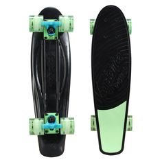 Kryptonics Original Torpedo 22.5 in. Complete Skateboard - 163681