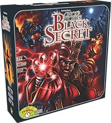 Ghost Stories : Black Secret