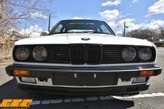 Kylie : 1987 E30 325e Restoration w/ S52 Motor Swap : Love that smile!