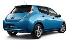 Ridotto il prezzo della Nissan Leaf