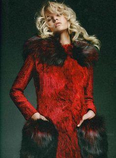 Dolce&Gabbana Fall Winter 2014-15, Woman Spain September 2014 -