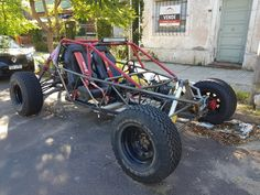 Mis sueños Go Kart Buggy, Off Road Buggy, Kart Cross, Go Kart Frame, Homemade Go Kart, Go Kart Plans, Diy Go Kart, Ultimate Garage, Drift Trike