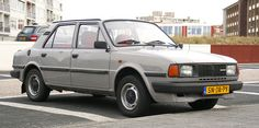 Skoda 105L by timvanessen, via Flickr Cars And Motorcycles, Nostalgia, Trucks, Buses, Classic, Vehicles, Vans, Magic, Modern