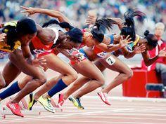 Women athletes...inspirational!