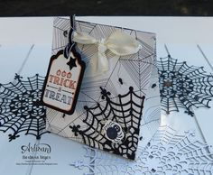 Barbara's creative studio: Halloween goodies - Artisan Design Team Blog Hop
