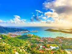 Island Hopping in St. Thomas and St. Martin on the Royal Caribbean Oasis of the Seas! {Cruise Review}
