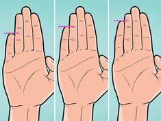 Haben Sie einen sehr kurzen kleinen Finger oder ragt er nah an den Ringfinger heran? Wir verraten, was das jeweils für Ihre Persönlichkeit bedeutet.