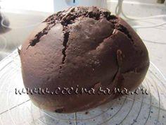 ▷ Plum cake de Chocolate con Máquina de Pan: cómo hacerlo en casa Receta Pan Brioche, Plum Cake, Deli, Muffin, Pudding, Bread, Breakfast, Desserts, Lidl