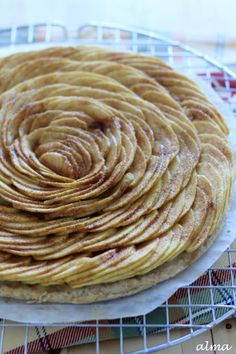 apple galette - shall try this!