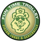 Ride the Fun Time Trolley in Pigeon Forge!