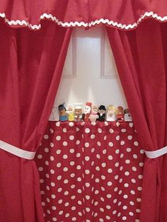puppet show...get cite frantic and do it yourself.
